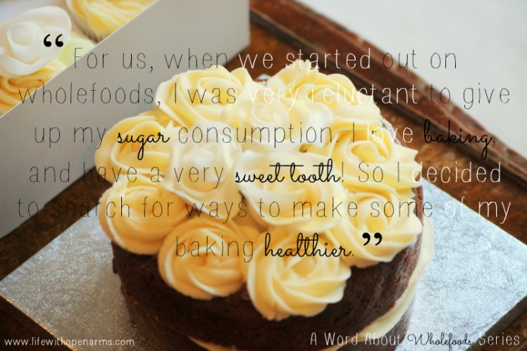 A Word About Sugar
