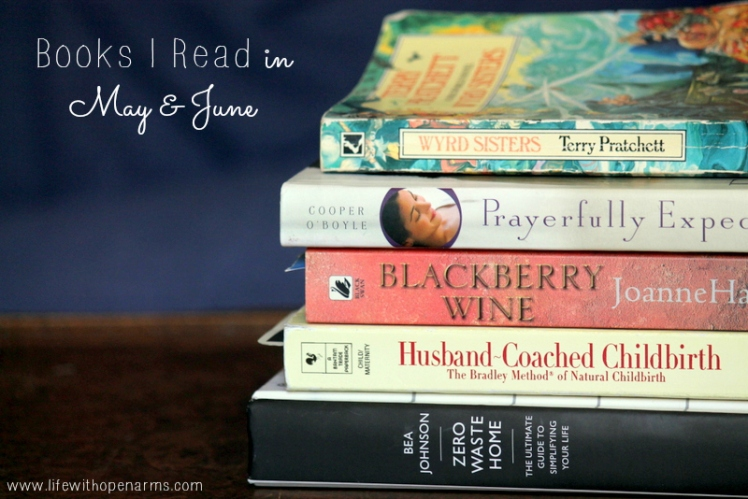 Books I Read in May & June