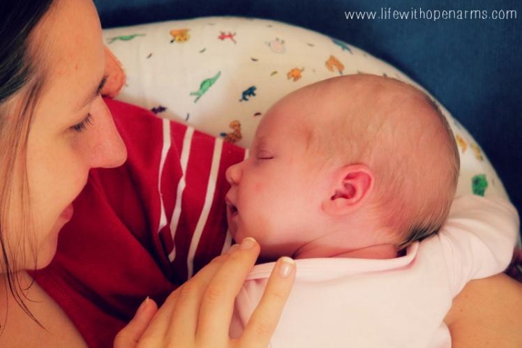 Baby Wiggles - birth story1