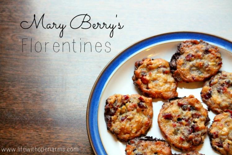 Mary Berry's Florentines