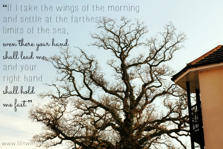 Psalm 139 - 9-10