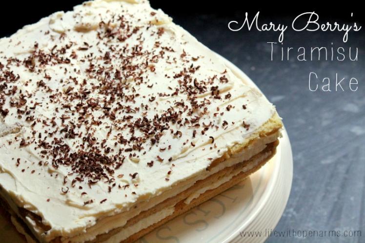 Tiramisu Cake - button