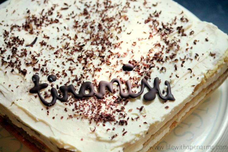 Tiramisu Cake2