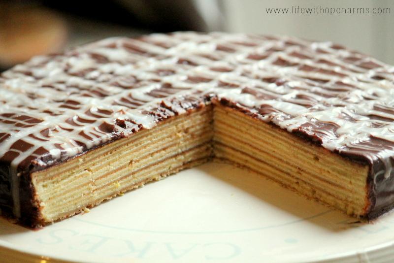 Schichttorte Cake Recipe