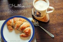 Healthier Croissants