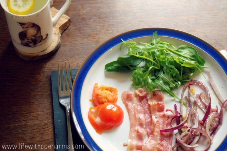 31 Days - Bacon