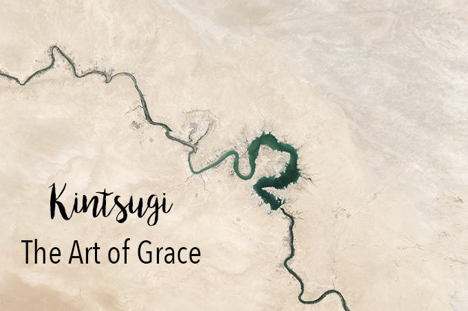 Kintsugi - the Art of Grace   Life With Open Arms - kintsugi is a Japanese artform that restores and renews brokenness by celebrating it. It's parallels with God's grace are abundant!
